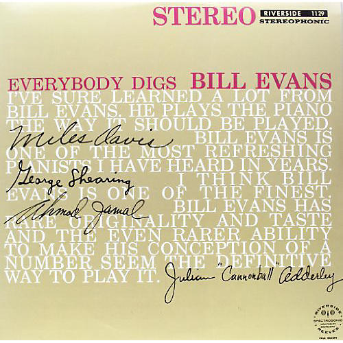 Alliance Bill Evans - Everybody Digs Bill Evans thumbnail