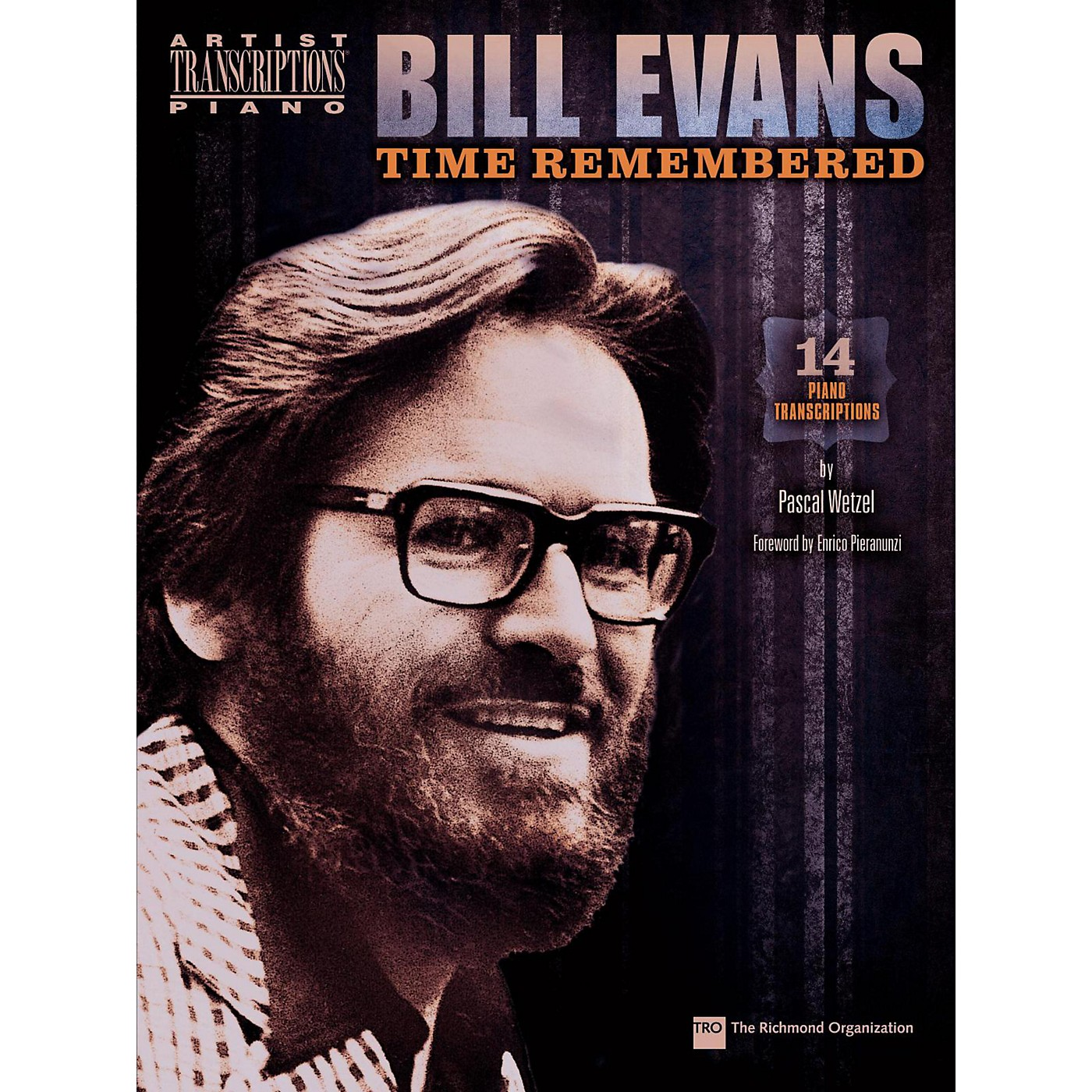 Hal Leonard Bill Evans - Time Remembered: 14 Piano Transcriptions By Pascal Wetzel thumbnail
