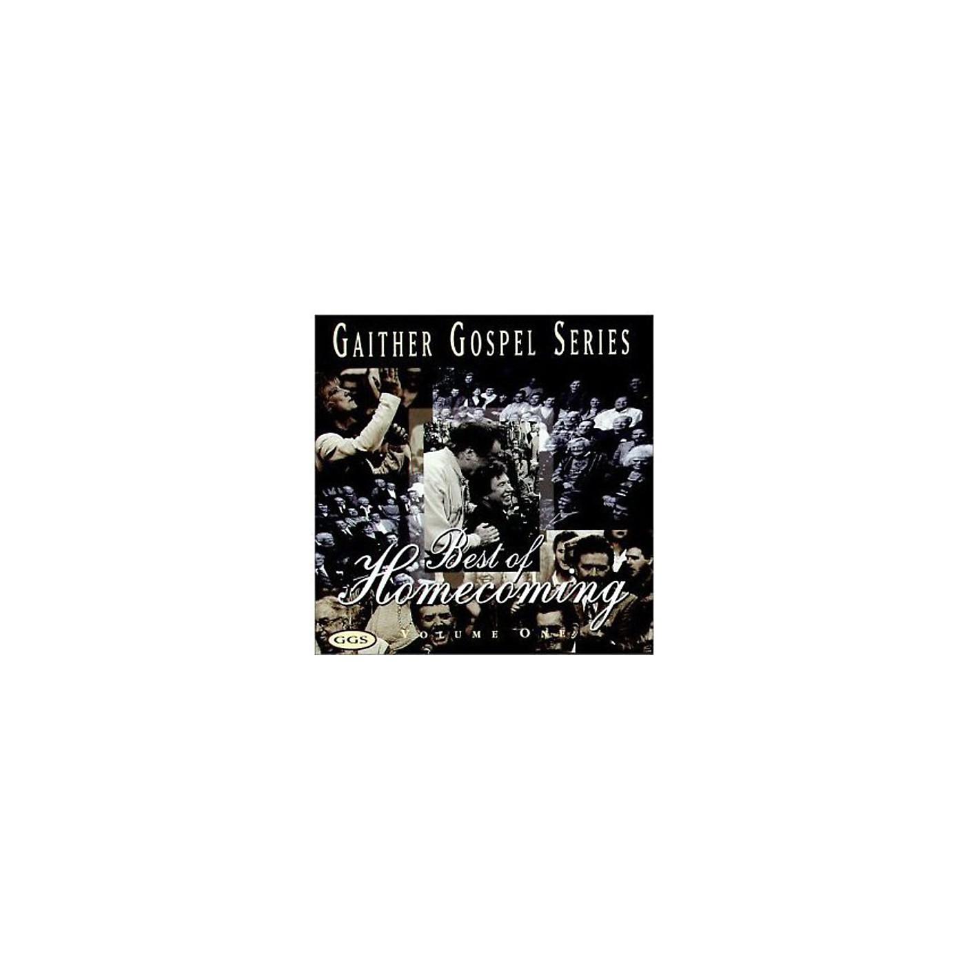 Alliance Bill & Gloria Gaither - Best of Homecoming 1 - Gaither Gospel Series (CD) thumbnail
