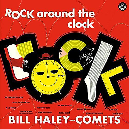 Alliance Bill Haley & His Comets - Rock Around The Clock + 2 Bonus Tracks thumbnail