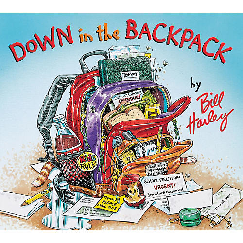 Hal Leonard Bill Harley CD Recordings: 4 Sing-Along CD's-thumbnail