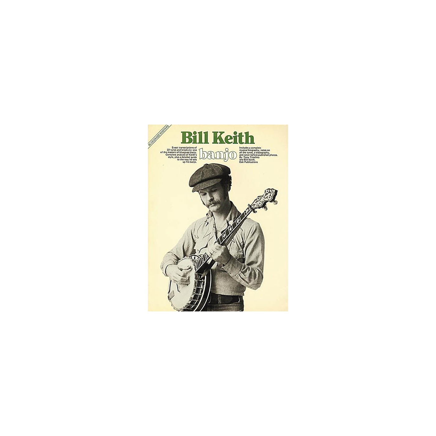 Music Sales Bill Keith Banjo (Bluegrass Masters Series) Music Sales America Series Performed by Bill Keith thumbnail