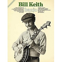 Music Sales Bill Keith Banjo (Bluegrass Masters Series) Music Sales America Series Performed by Bill Keith