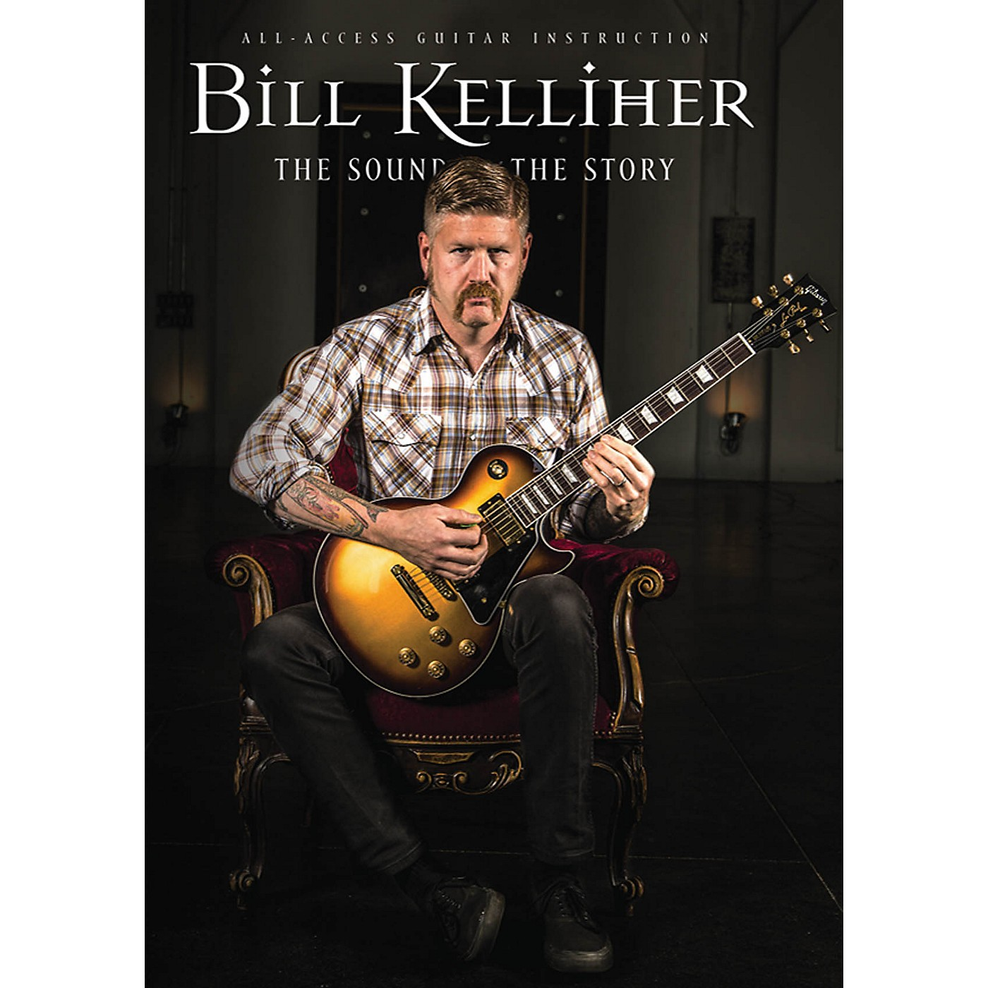 Fret12 Bill Kelliher - The Sound and the Story Instructional/Guitar/DVD Series DVD Performed by Bill Kelliher thumbnail