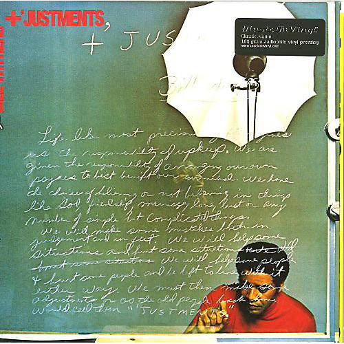 Alliance Bill Withers - Justments thumbnail
