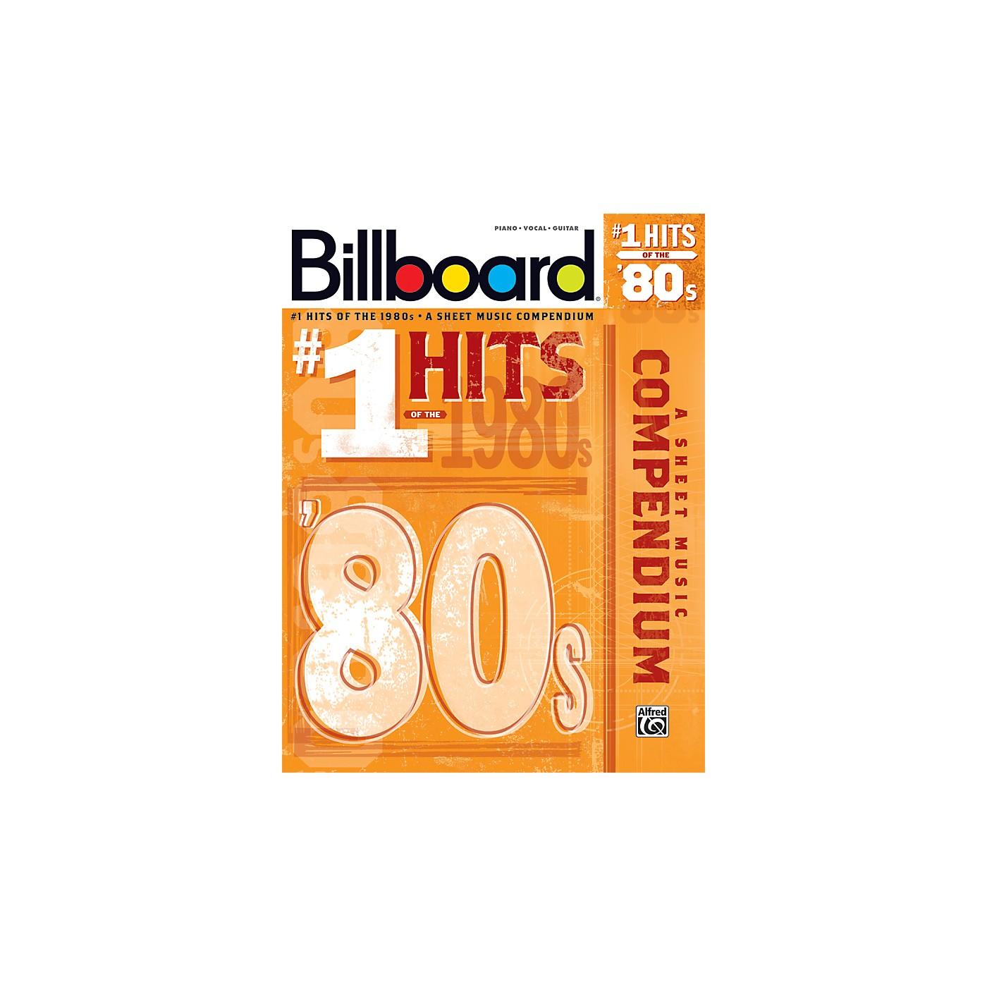 Alfred Billboard No. 1 Hits of the 1980s PVC thumbnail