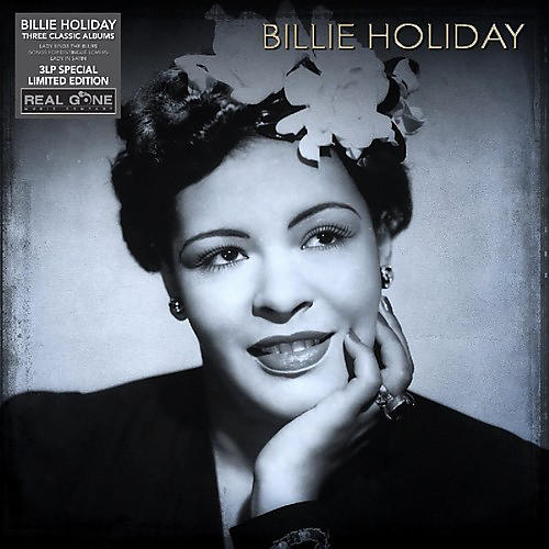 Alliance Billie Holiday - 3 Classic Albums thumbnail