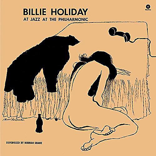 Alliance Billie Holiday - At Jazz at the Philarmonic thumbnail