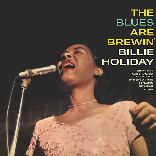 Alliance Billie Holiday - Blues Are Brewin' thumbnail