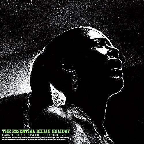 Alliance Billie Holiday - Essential Carnegie Hall Concert 1956 thumbnail