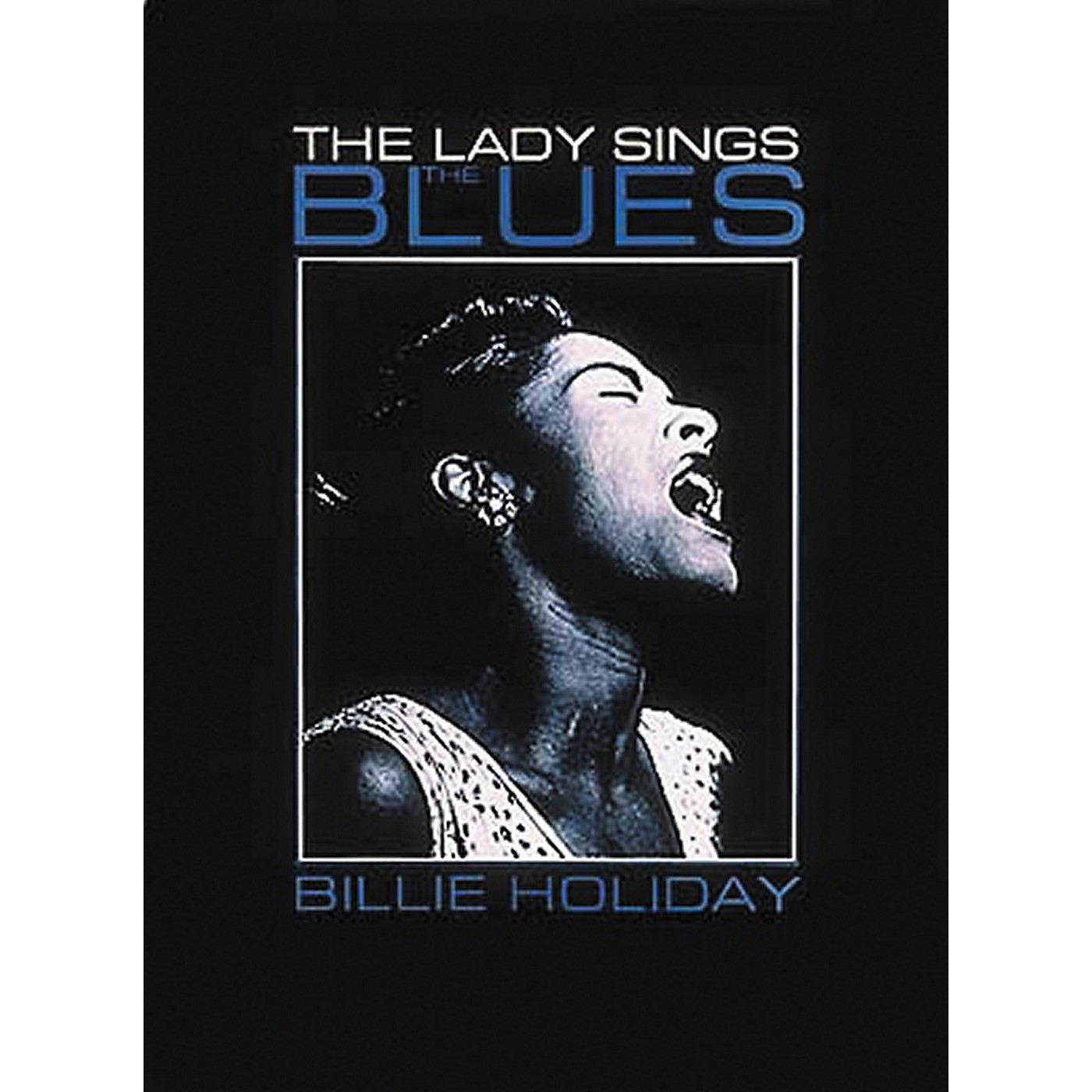 Hal Leonard Billie Holiday - Lady Sings The Blues Piano, Vocal, Guitar Songbook thumbnail