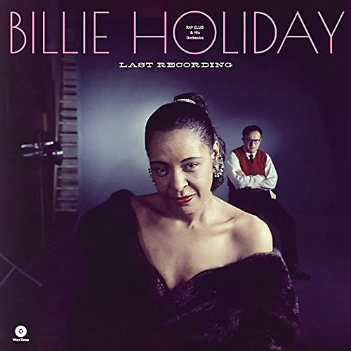 Alliance Billie Holiday - Last Recording thumbnail