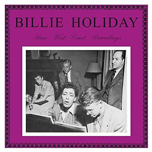 Alliance Billie Holiday - Rare West Coast Recordings thumbnail