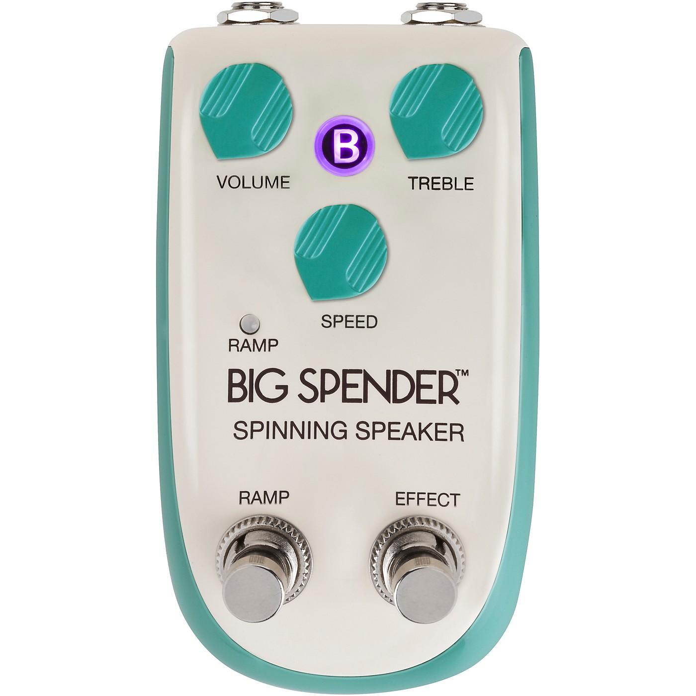 Danelectro Billionaire Big Spender Spinning Speaker Effects Pedal thumbnail