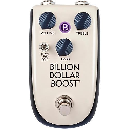 Danelectro Billionaire Billion Dollar Boost Effects Pedal thumbnail