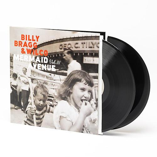 Billy Bragg Amp Wilco Mermaid Avenue 3 Woodwind Amp Brasswind