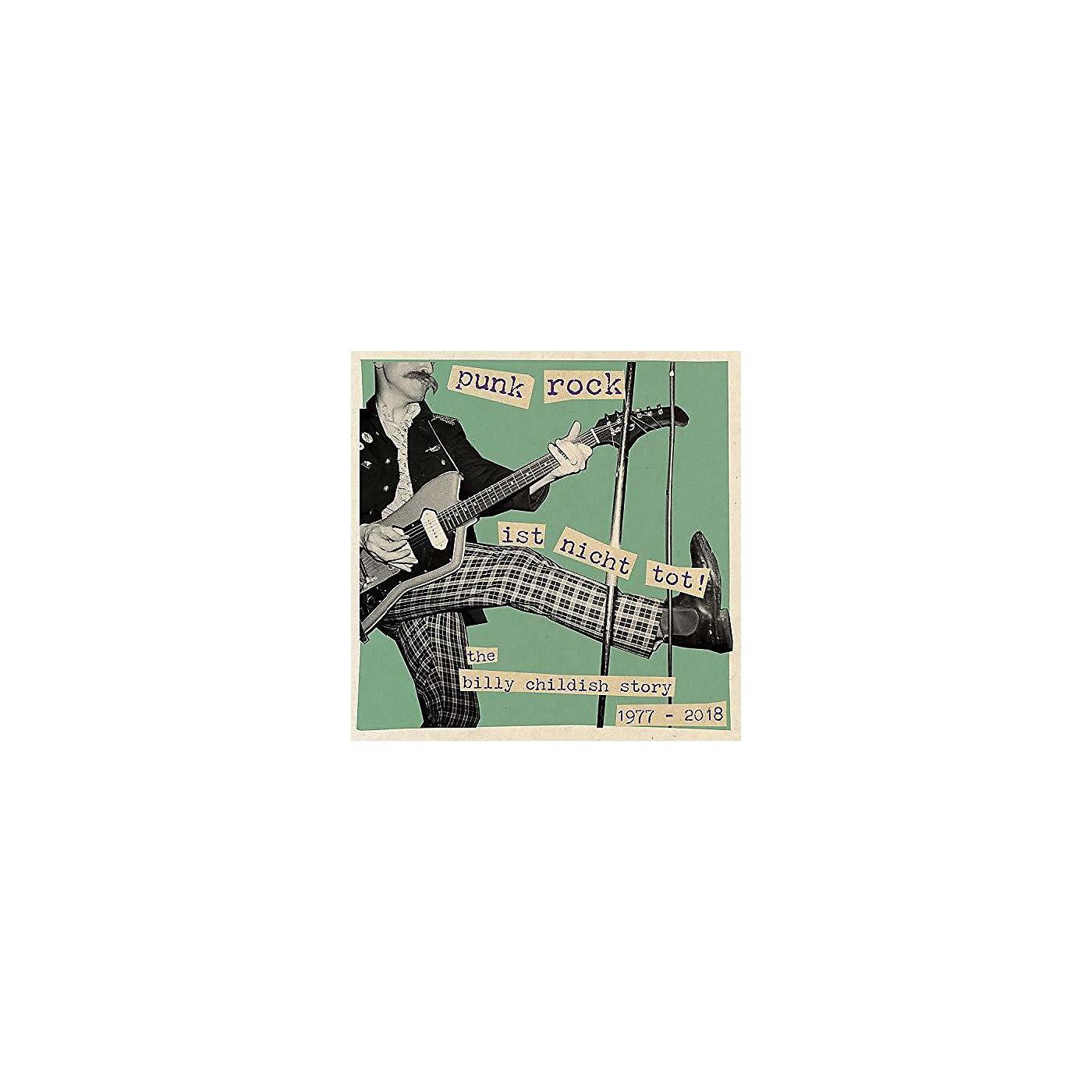 Alliance Billy Childish - Punk Rock Ist Nicht Tot thumbnail
