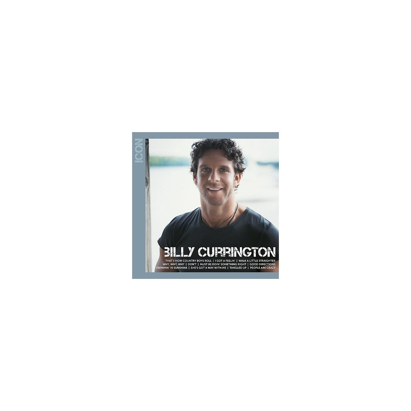 Alliance Billy Currington - Icon (CD) thumbnail
