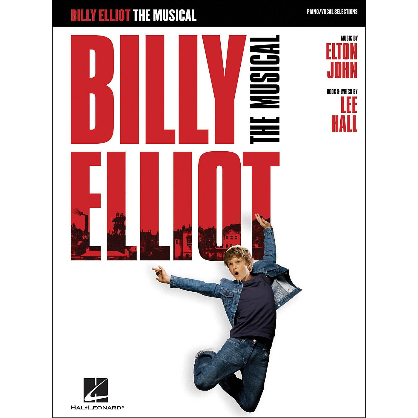 Hal Leonard Billy Elliot - Piano/Vocal Selections arranged for piano, vocal, and guitar (P/V/G) thumbnail