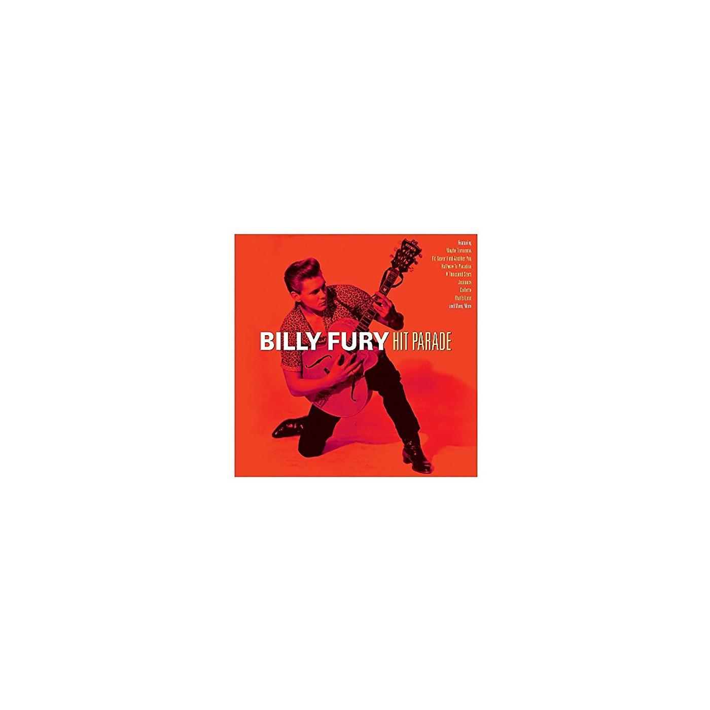 Alliance Billy Fury - Hit Parade thumbnail