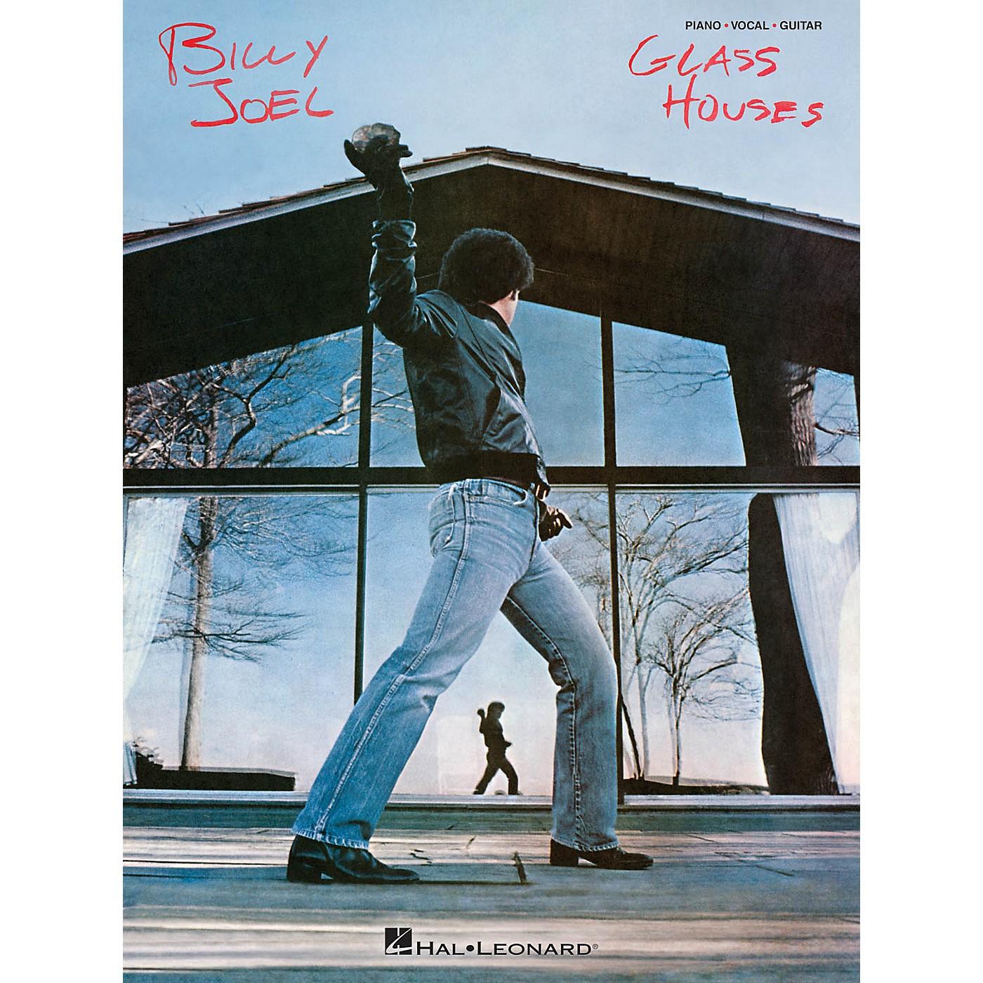 Hal Leonard Billy Joel - Glass Houses Piano/Vocal/Guitar Songbook thumbnail