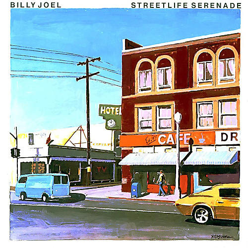 Alliance Billy Joel - Streetlife Serenade thumbnail