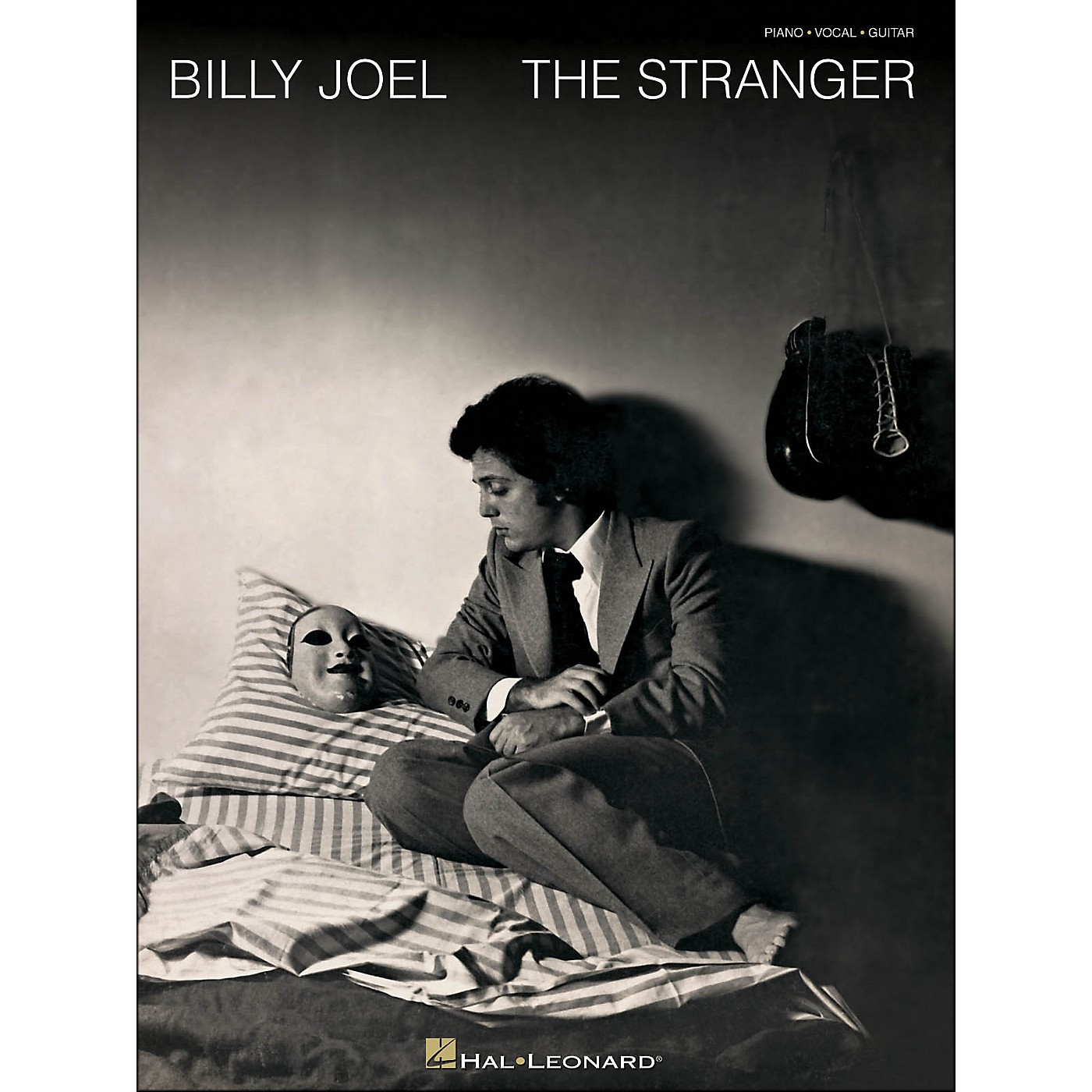 Hal Leonard Billy Joel - The Stranger arranged for piano, vocal, and guitar (P/V/G) thumbnail
