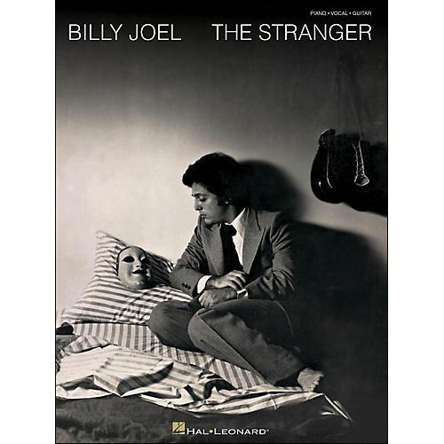 Hal Leonard Billy Joel - The Stranger arranged for piano, vocal, and guitar (P/V/G) thumbnail