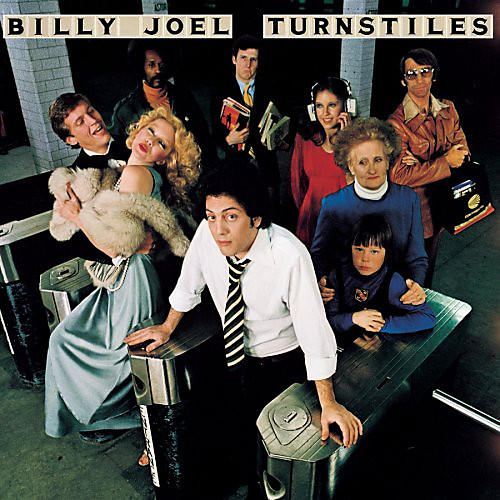 Alliance Billy Joel - Turnstiles thumbnail