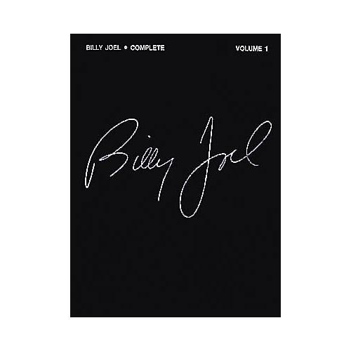 Hal Leonard Billy Joel Complete - Volume 1 Piano/Vocal/Guitar Artist Songbook thumbnail