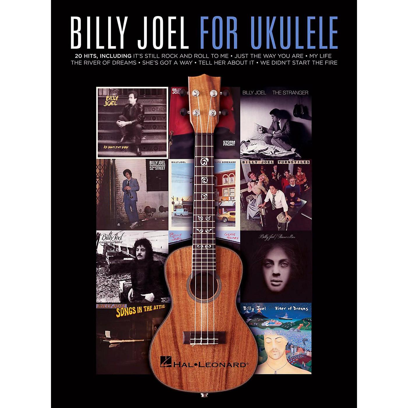 Hal Leonard Billy Joel For Ukulele thumbnail