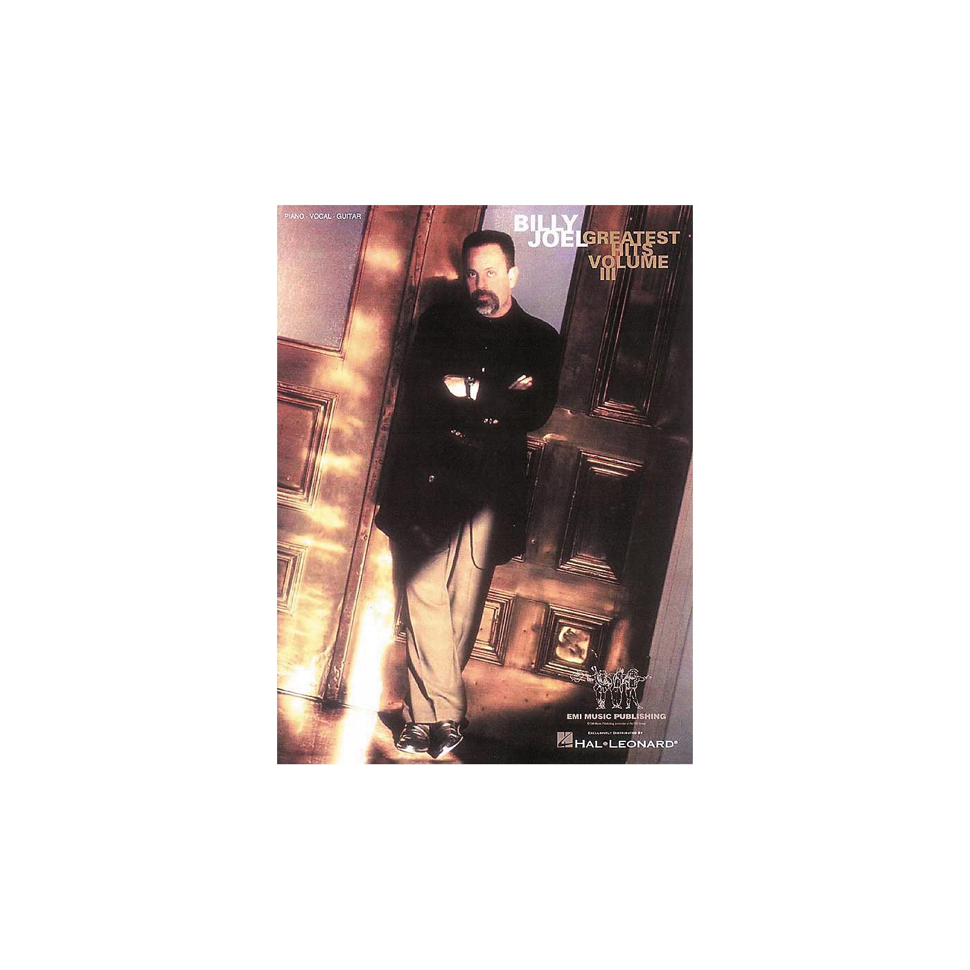 Hal Leonard Billy Joel Greatest Hits Volume 3 Piano, Vocal, Guitar Songbook thumbnail