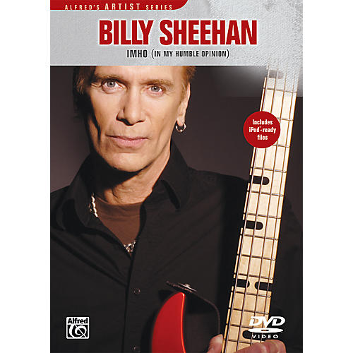 Alfred Billy Sheehan - IMHO (In My Humble Opinion) DVD thumbnail