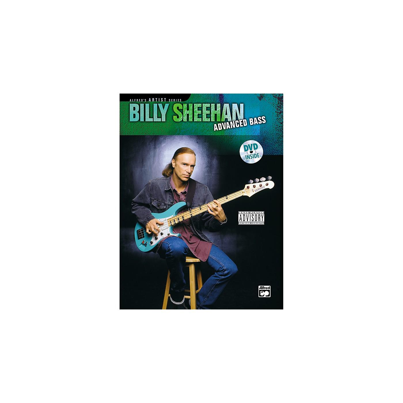 Alfred Billy Sheehan: Advanced Bass (Book/DVD) thumbnail