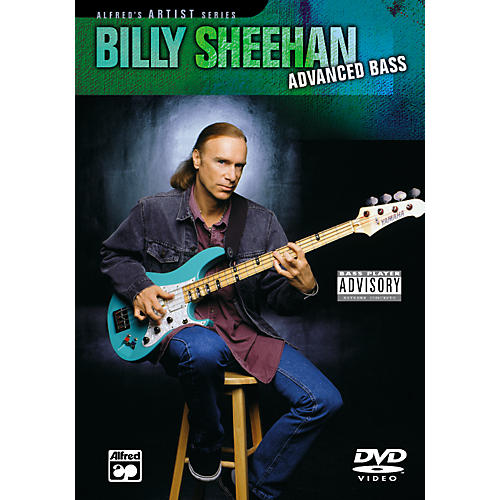 Alfred Billy Sheehan: Advanced Bass (DVD) thumbnail