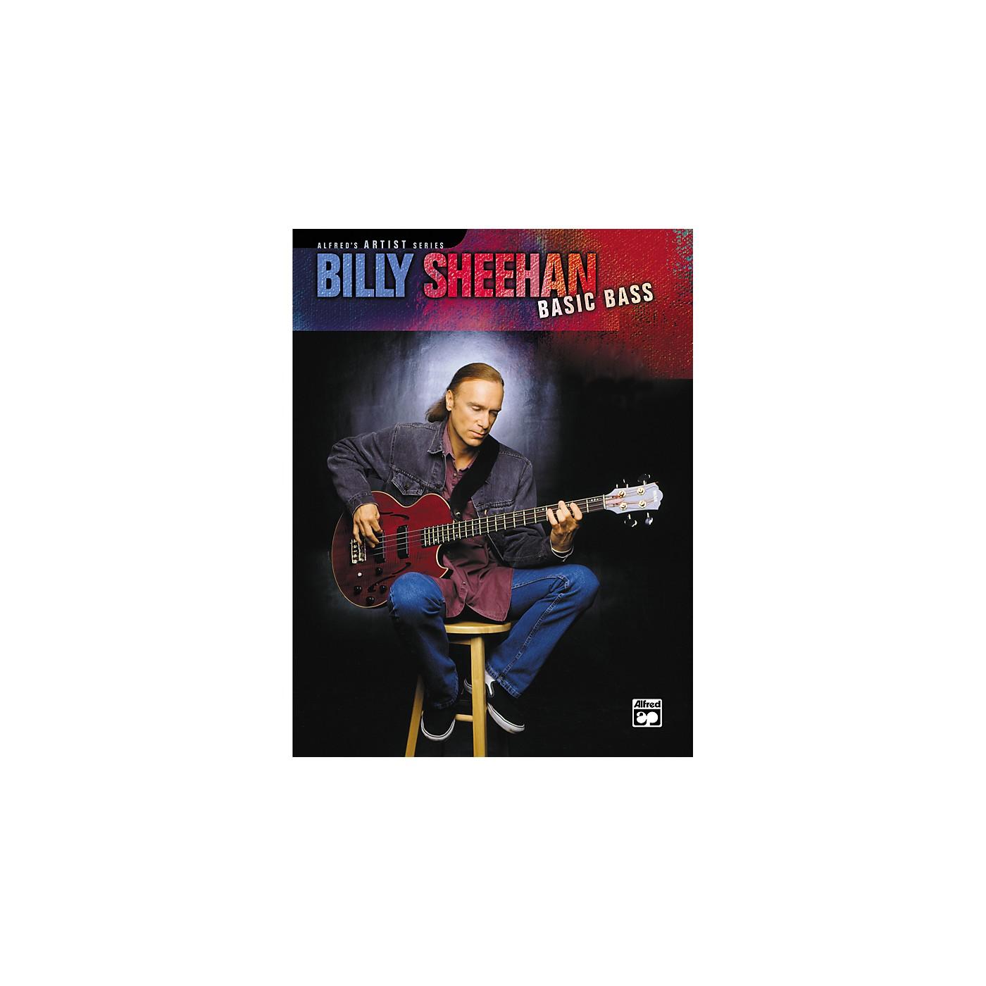 Alfred Billy Sheehan: Basic Bass Book thumbnail