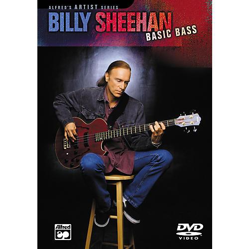 Alfred Billy Sheehan: Basic Bass (DVD) thumbnail