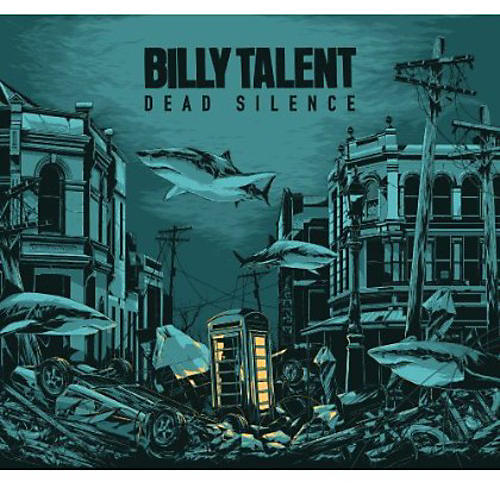 Alliance Billy Talent - Dead Silence thumbnail