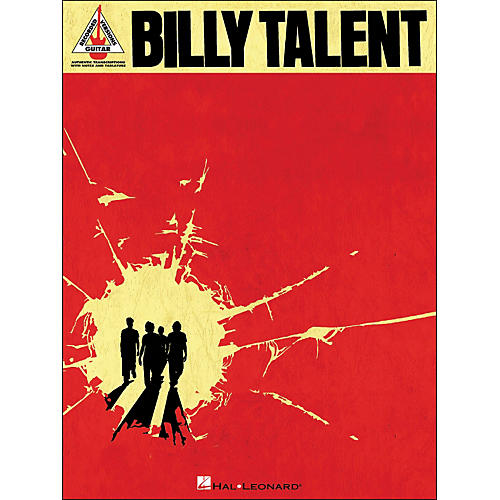 Hal Leonard Billy Talent Tab Book thumbnail