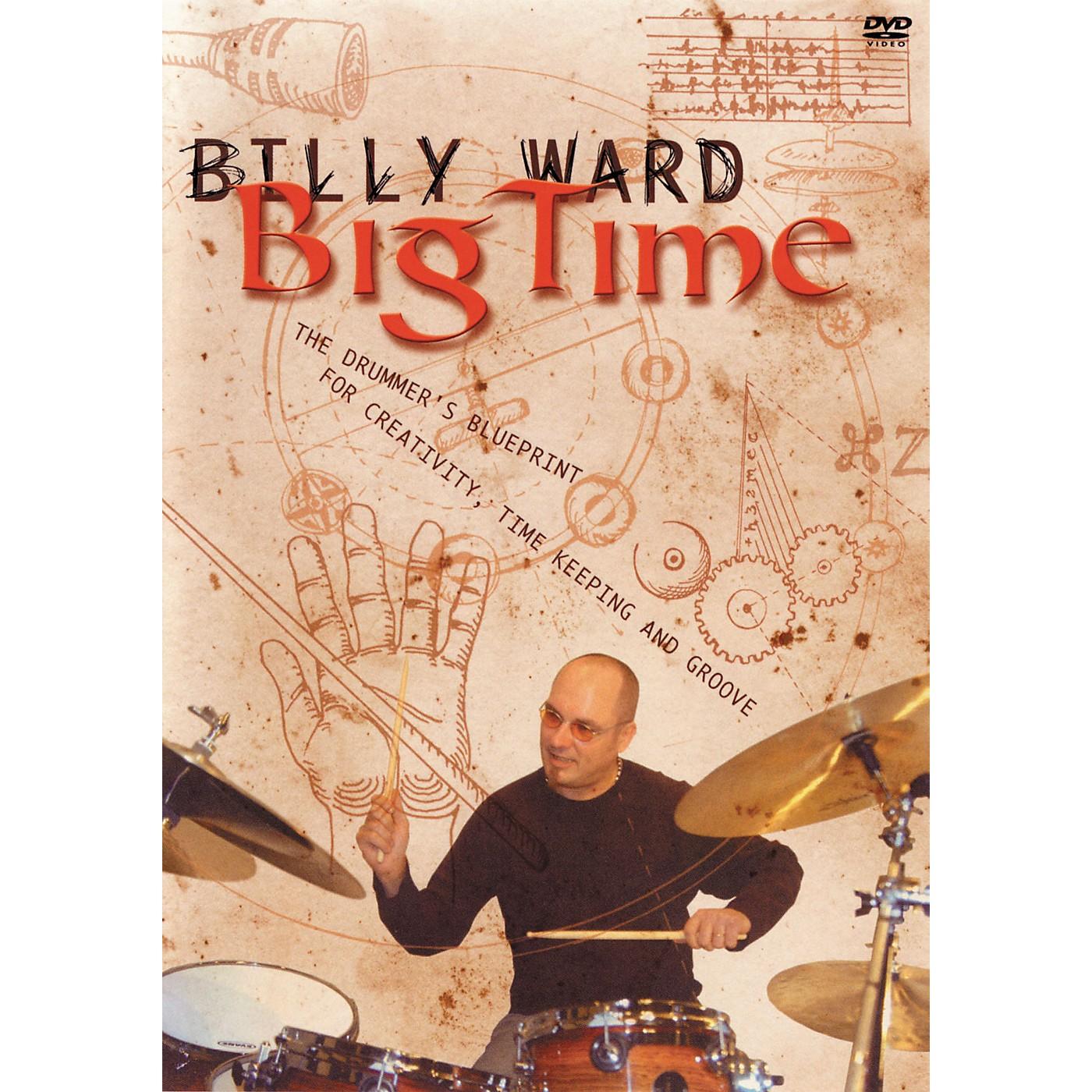 Drum Pike Billy Ward - Big Time DVD thumbnail