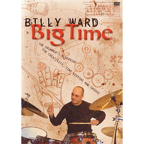 Drum Pike Billy Ward - Big Time DVD thumbnail