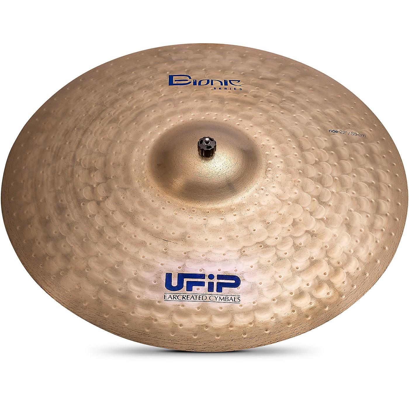 UFIP Bionic Series Heavy Ride Cymbal thumbnail
