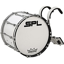 Sound Percussion Labs Birch Marching Bass Drum with Carrier