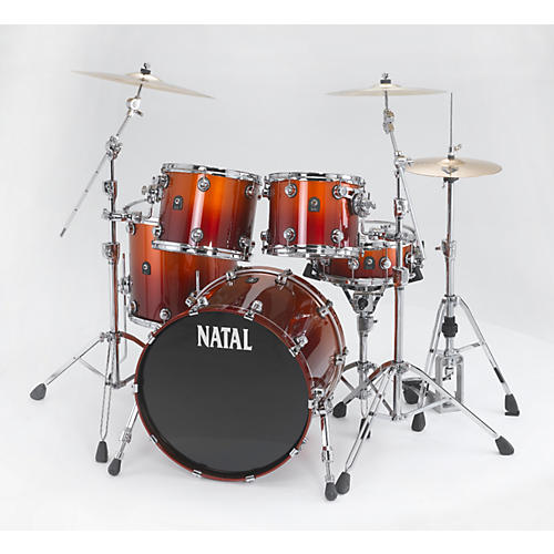 Natal Drums Birch Rock 5-Piece Shell Pack-thumbnail