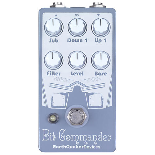 EarthQuaker Devices Bit Commander Octave Synth Guitar Effects Pedal thumbnail