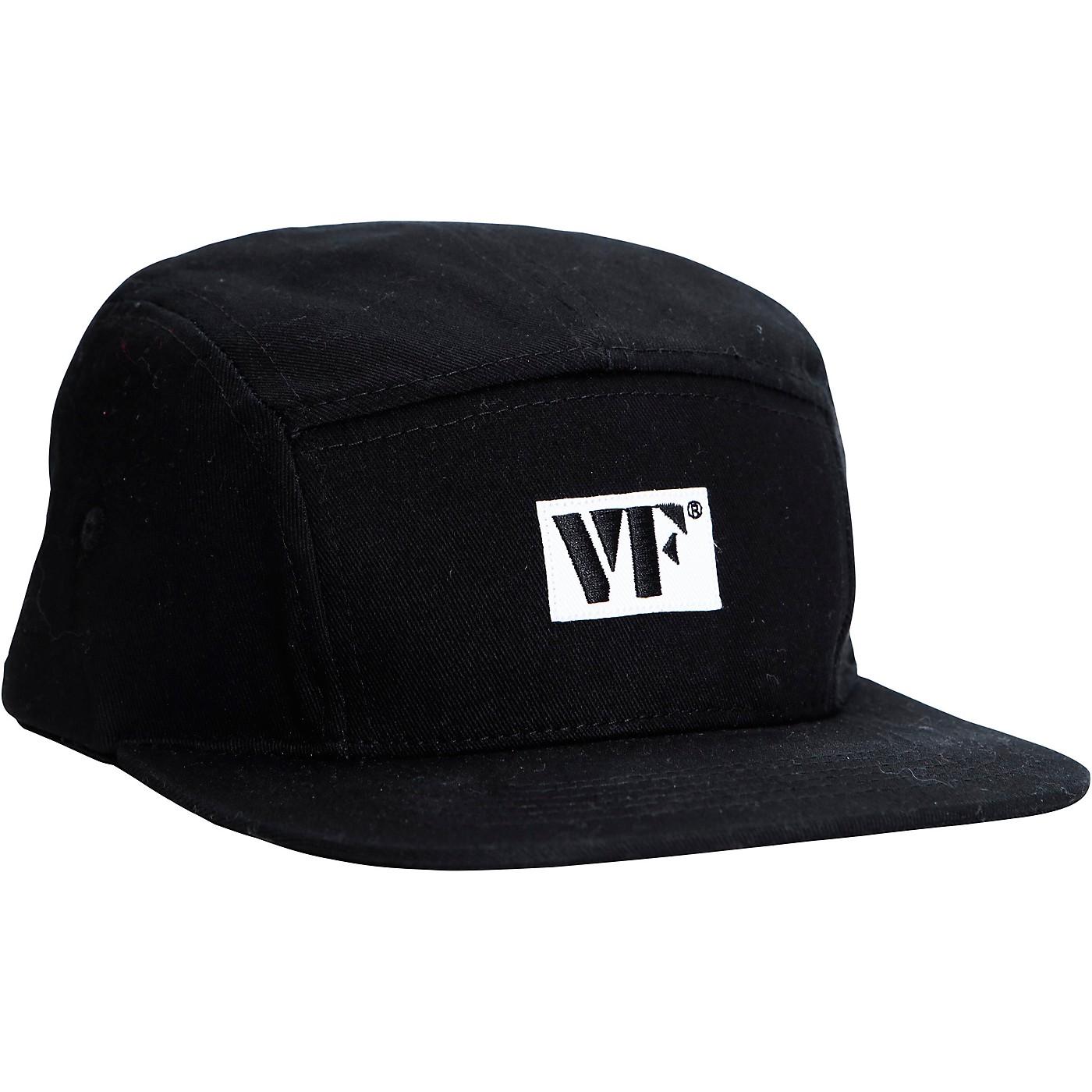 Vic Firth Black 5 Panel Camp Hat thumbnail