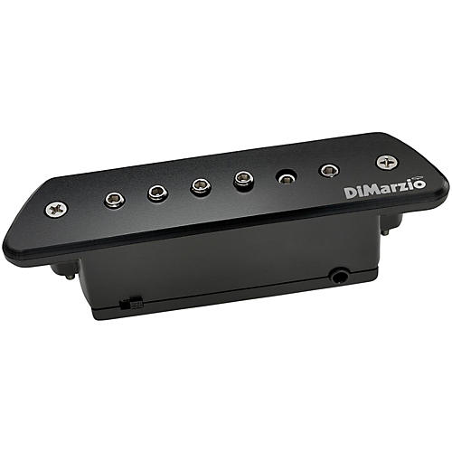DiMarzio Black Angel Passive Acoustic Soundhole Pickup thumbnail