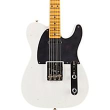Fender Custom Shop Black Annodized Journeyman Relic Telecaster - Custom Built - NAMM Limited Edition
