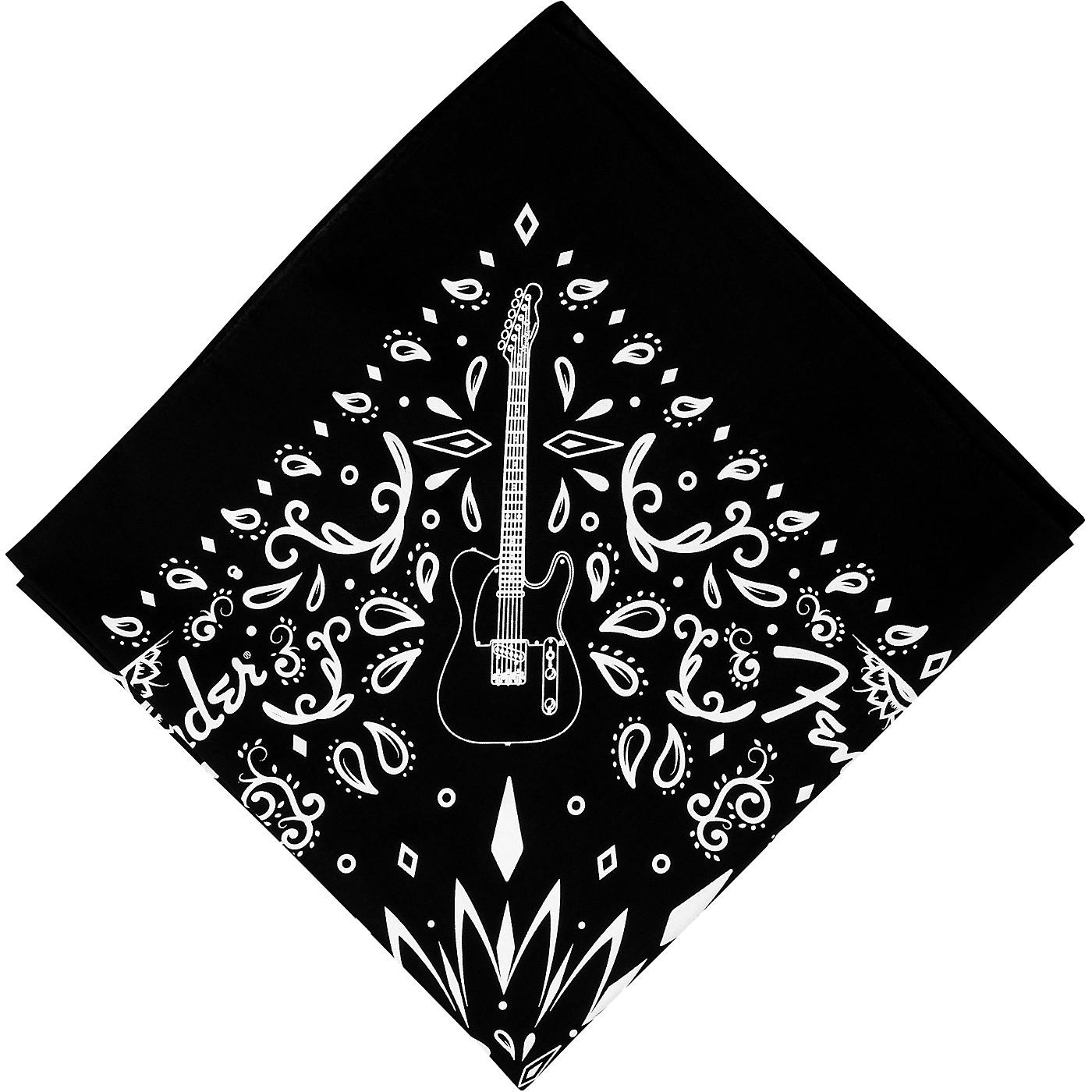 Fender Black Bandana thumbnail