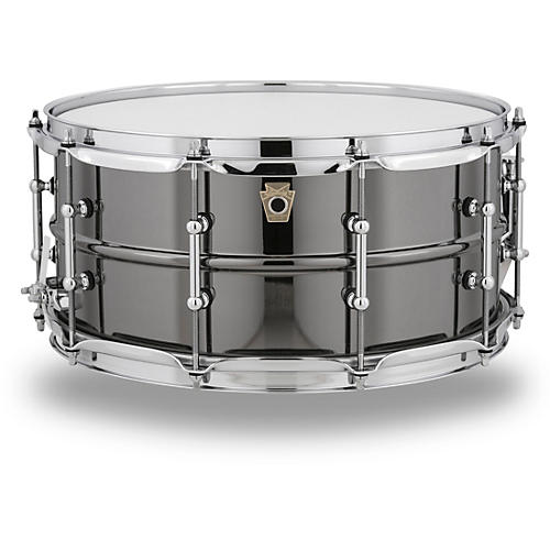 Ludwig Black Beauty Snare Drum with Tube Lugs thumbnail